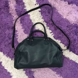 ZARA original bowling bag