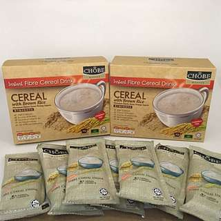 Instant Cereal With Brown Rice ( 2 Boxes PROMO )