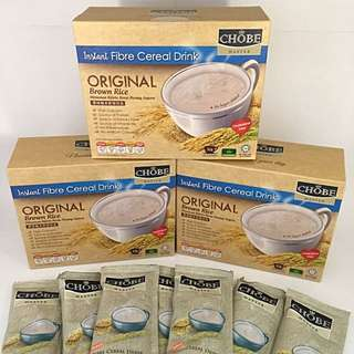 Instant Cereal ORIGINAL With Brown Rice ( 3 BOXES PROMO )