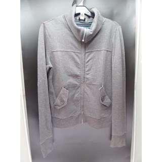 Sweter Loft Ann Taylor Original Grey #womenPreloved