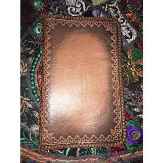 Vintage Leather boho case