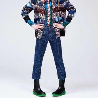 降價...Kenzo X H&M 限量牛仔褲 W29 腰