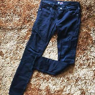 Black American Stretch Jeans
