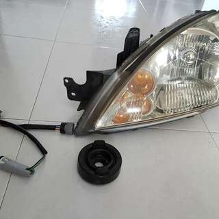 Mit Lancer Cs3 Headlights