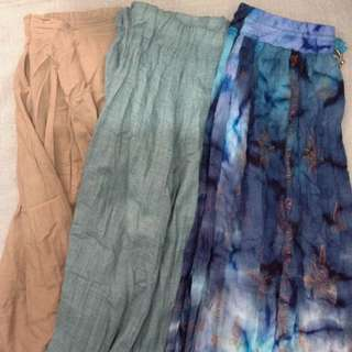 REPRICED!!! Assorted Skirts
