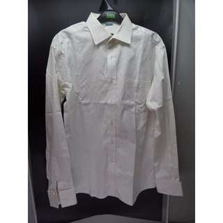 Kemeja Lims Tailor Original White #ManPreloved