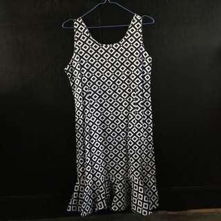 Printed Office Dresses Bundle 5