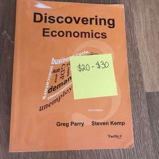 Discovering Economics