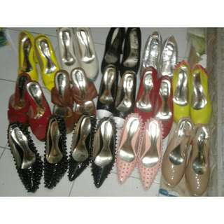 Flash Sale Virry Nova Heels (Brand Local)