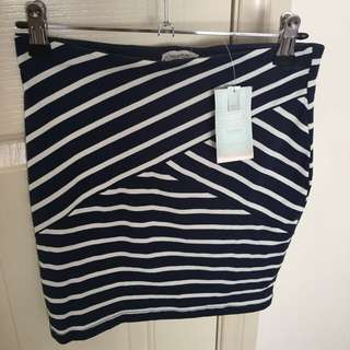 PULL & BEAR Size XS Mini Skirt
