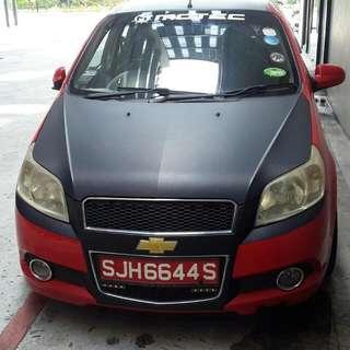 Chevrolet Aveo5 1.4A (ROPC)