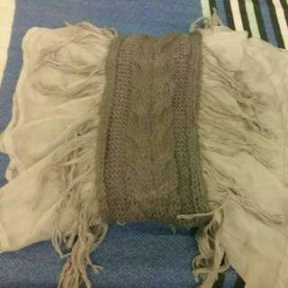 #運費我來出  羊毛圍巾