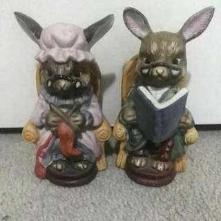 Book Ends/Decorations