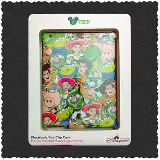 SALE!!! AUTHENTIC DISNEY iPad Clip Case - Toy Story Characters
