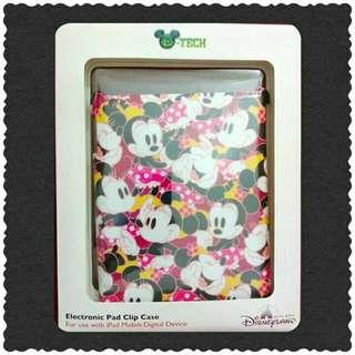 SALE!!! AUTHENTIC DISNEY iPad Clip Case - Minnie Mouse
