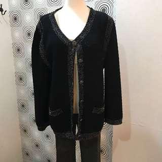CHANEL黑色外套