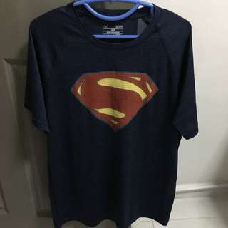 Men's UA Superman Tech Tee