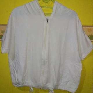 REPRICE - White Crop Outer