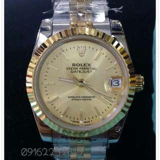 Rolex Datejust Women's