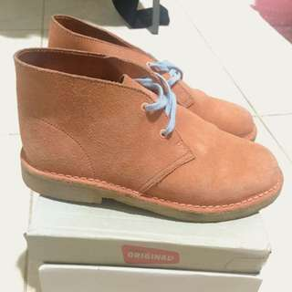 Clarks ORIGINAL Suide Boots Limited Editions