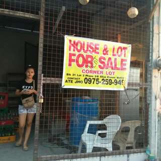 House And Lot For Sale Or Rent