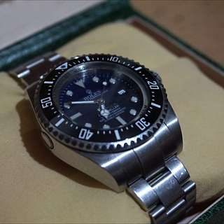 Rolex Sea Dweller Deep Sea Replika