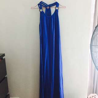 {REDUCED} Blue Dress