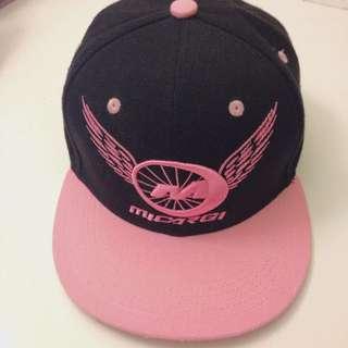 Micargi Bicycles Pink SnapBack/Hat
