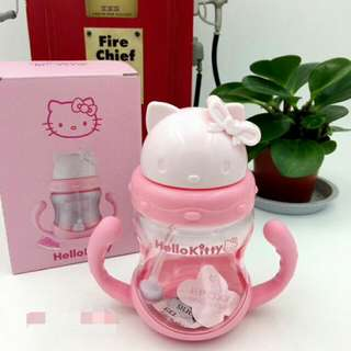 Hello Kitty Straw Cup