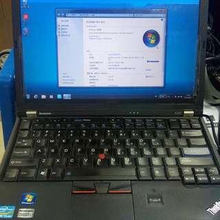 聯想 Lenovo x220 i5 CPU Notebook 筆記本