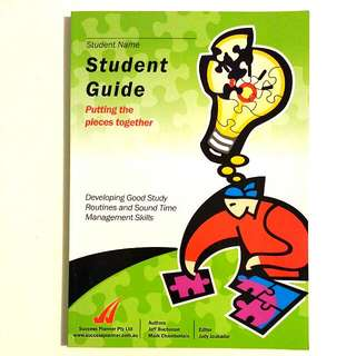 Student Guide Success Planner
