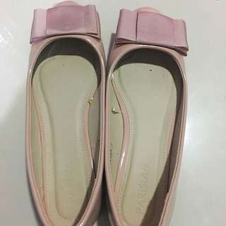 Doll Shoes (baby pink)