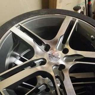 Starcorp Racing Wheels