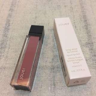 Jouer Long-Wear Lip Cream Liquid Lipstick 液態唇膏