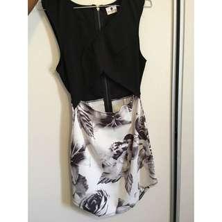 Cut-out- Dress