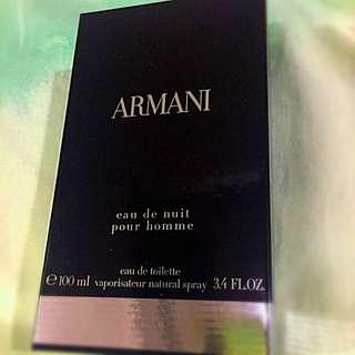 Armani Eau De Nui Perfume Homme