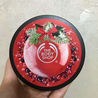 The Body Shop-Frosted Berries-Softening Body Butter
