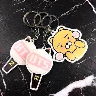 BTS Keychain 钥匙扣