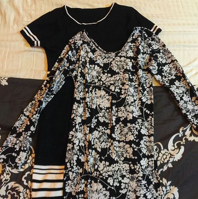 2 DRESS for ONE PRICE!