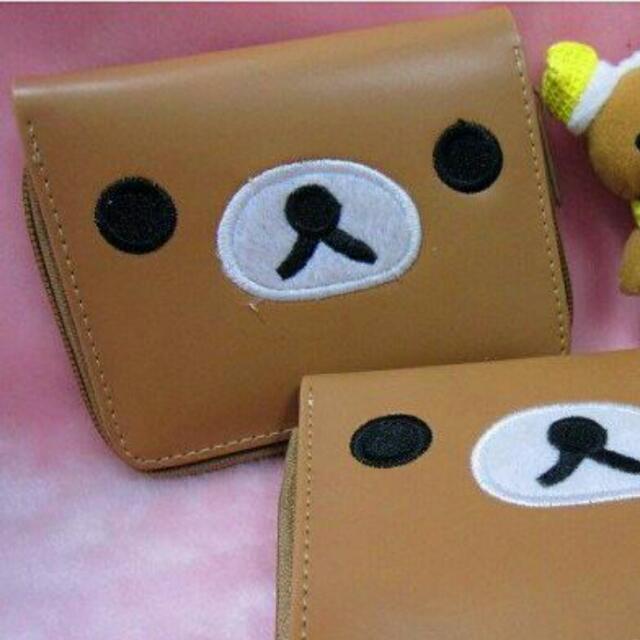 (正版) 拉拉熊 錢包 短夾