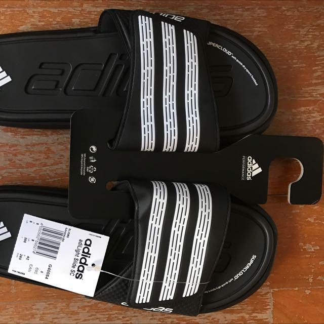 3028267e8b2f9c Adidas Adilight Slide Sandal