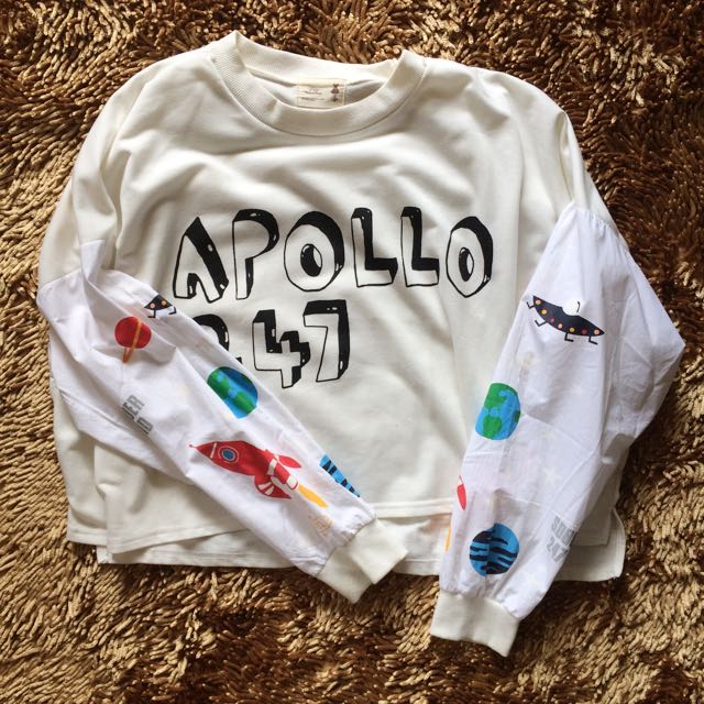 Apollo Korean Sweater