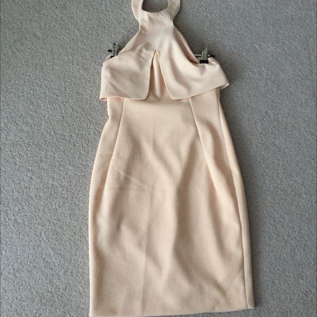 AQUA SIZE 8 Dress