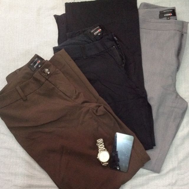 REPRICED!!!Assorted Office Pants