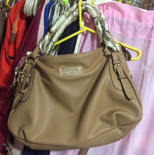 Authentic Charles And Keith Bag from Singapore