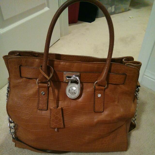 Authentic Michael Kors Handbag OKPTA1519426 OK.0973628 Leather ... 79f363f78b