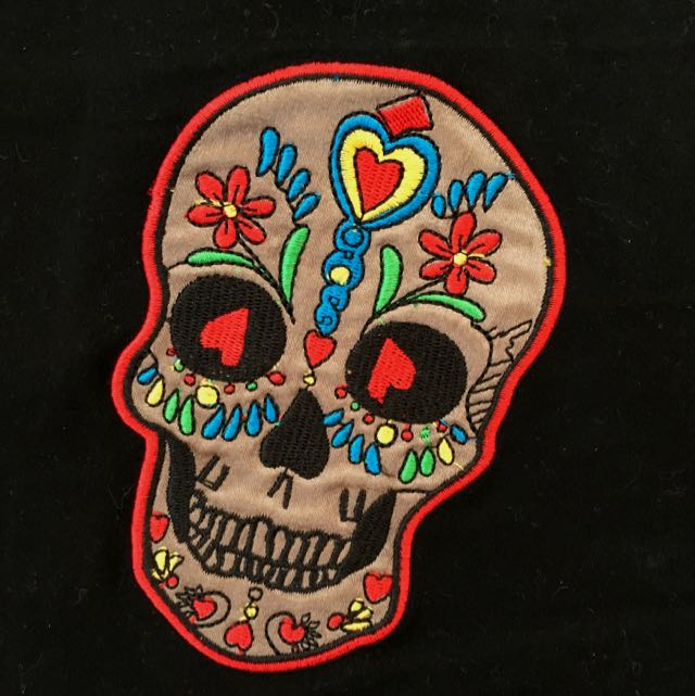 Banned Clothing Day Of The Dead Pencil Skirt