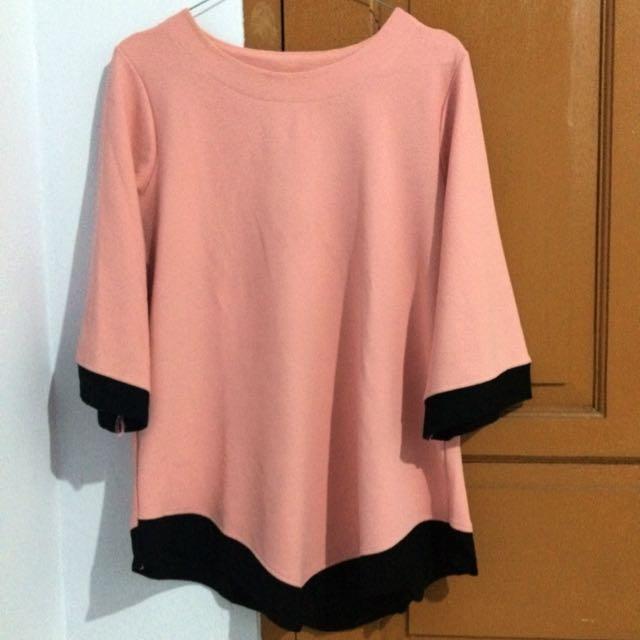 Blouse Soft Pink
