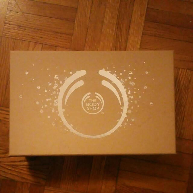 Body Shop Bath Gift Set