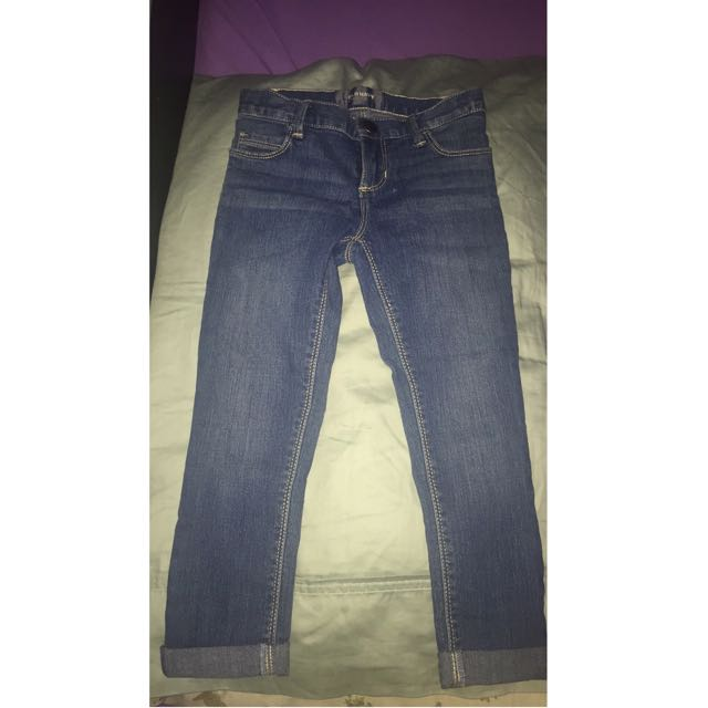 Brand New Old Navy Jeans (Straight Cut)